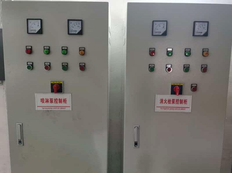 咸宁消火栓泵控制柜